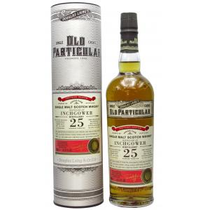 Inchgower Old Particular Single Cask 25 Year old 1995