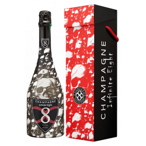 Infinite Eight Brut Cuvée Skull Edition