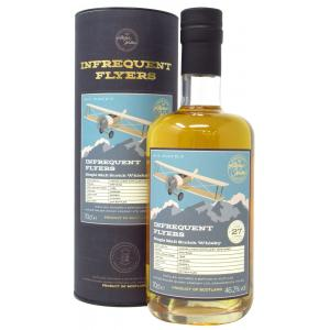 Infrequent Flyers Speyside Single Cask 27 Year old 1992