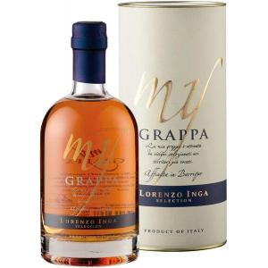 Inga Lorenzo My Grappa Affinata In Barrique Selection 50cl
