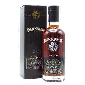 Invergordon Darkness Pedro Ximenez Sherry Cask Finish 11 Year old 50cl