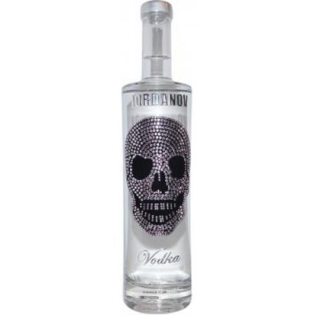 Iordanov The Art Of Vodka Clear Crystal