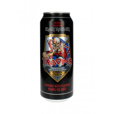 Iron Maiden Trooper 50cl