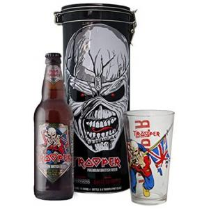 Iron Maiden Trooper Set Coffret 50cl