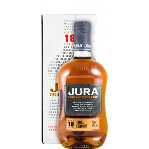 Isle Of Jura 18 Anni Travel Exclusive