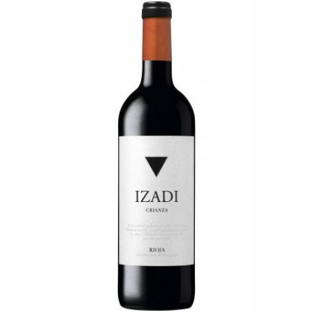 Izadi Crianza Media Ampolle 375ml 2014