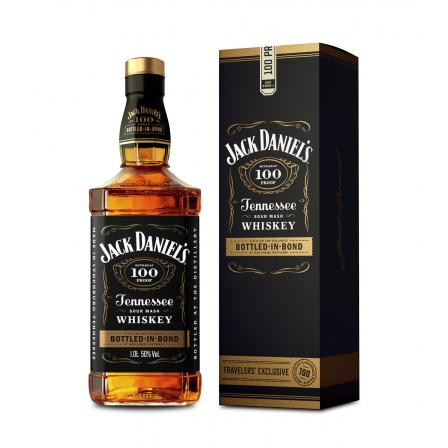 Jack Daniel's Bottled In Bond + Estoig 1L