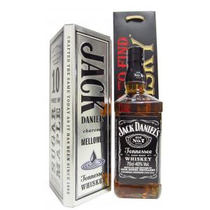 Jack Daniel's Branded Metal Tin Hard To Find Edition