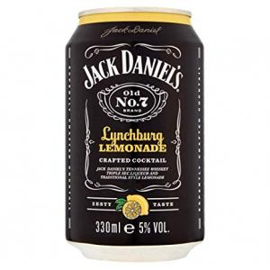 Jack Daniel's Lemon Lata 330ml