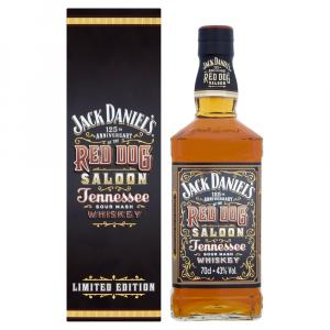 Jack Daniel's Red Dog + Estoig