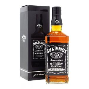Jack Daniel's With Branded Gift Case