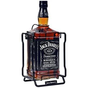 Jack Daniel's with cradle 3L