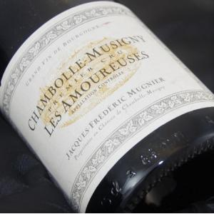 Jacques Frédéric Mugnier Chambolle Musigny Les Amoureuses 2017