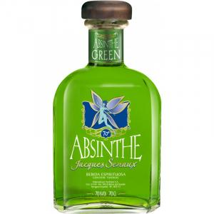 Jacques Senaux Green Absenta