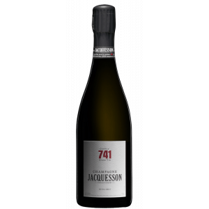 Jacquesson Extra Brut Cuvee N.741