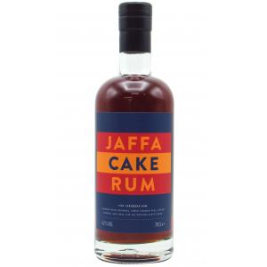 Jaffa Cake Distilled With Real Jaffa Cakes Rum