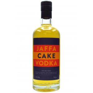 Jaffa Cake Distilled With Real Jaffa Cakes Vodka