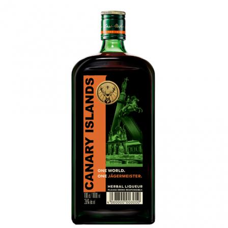 Jagermeister Canary Islands 1L