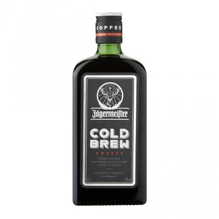 Jagermeister Cold Brew Coffee Liqueur 50cl