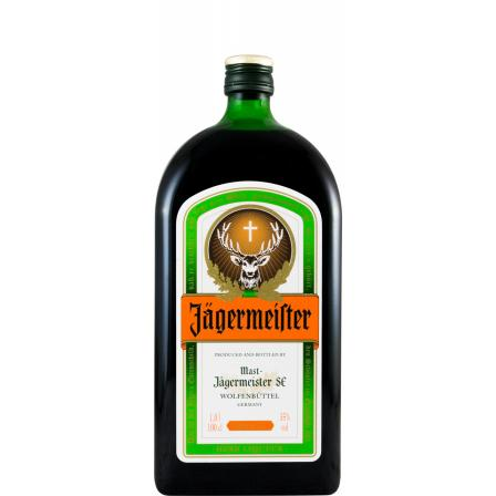 Jagermeister Meister Of The Seas Limited Edition 1L