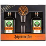 Jagermeister Pack 2 X + Copos 50cl