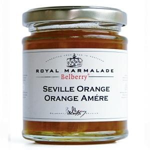 Jam of Seville oranges 225g