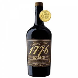 James E. Pepper 1776 Straight Bourbon