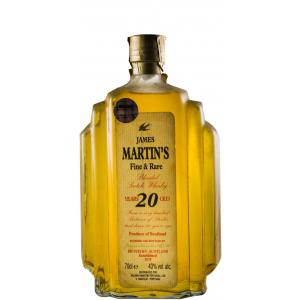 James Martin's 20 Ans Without Boîte