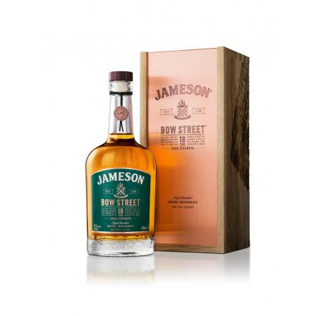 Jameson 18 Year old Cask Strength Bowstreet