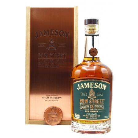Jameson Bow Street Batch No.1 18 Year old