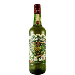 Jameson Limited Edition St. Patrick's Day 2015