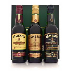 Jameson Reserves Irish Giftset 200ml