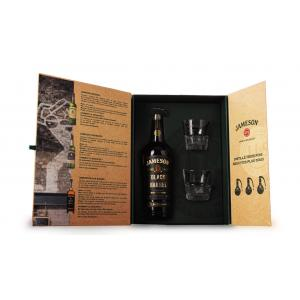Jameson Select Reserve Black Barrel - Coffret Dégustation 2 Verres