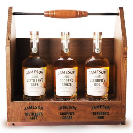 Jameson The Makers Series 3x Case Exclusif