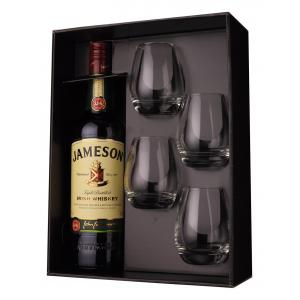 Jameson Triple Distilled - Coffret Terres de