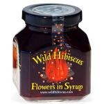 Jar of 11 Hibiscus flowers