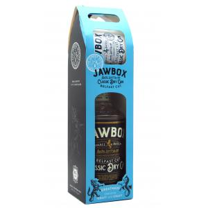 Jaw Case Gift Pack Branded Mug & Jawbox Small Batch Gin