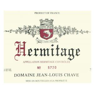 Jean-Louis Chave Hermitage 2000