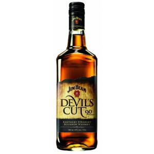 Jim Beam Devil's Cut 90 proof