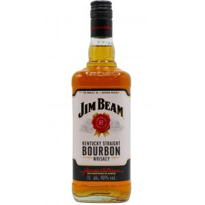 Jim Beam White 4 Year old 1L
