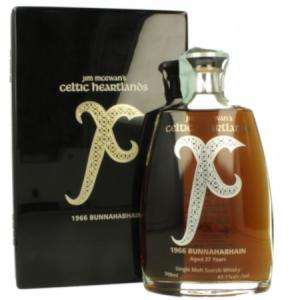 Jim Mcewan Celtic Heartlands Bunnahabhain 37 Ans 1966
