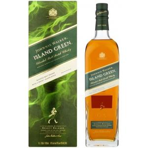 Johnnie Walker 15 Años Island Green Label Estuchado 1L