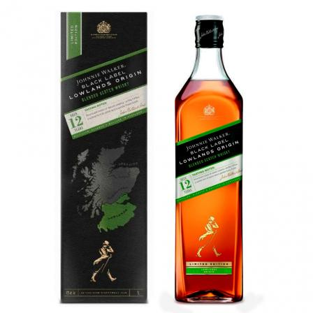 Johnnie Walker Black Label Caja Neutra 200ml