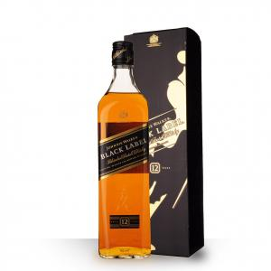 Johnnie Walker Black Label Etui 12 Ans