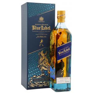 Johnnie Walker Blue Label Chinese New Year Year Of The Ox 2021