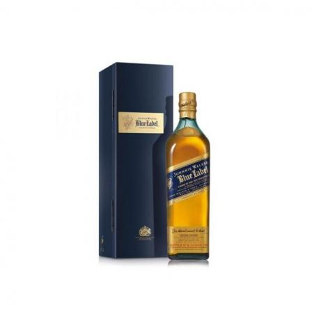Johnnie Walker Blue Label Coffret Laqué