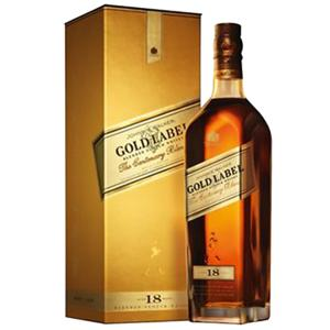 Johnnie Walker Gold Label 18 Years