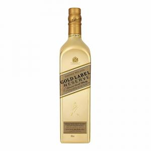 Johnnie Walker Gold Label Reserve Gold Botella Estuche 1L