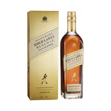 Johnnie Walker Gold Label Reserve Standard Gift Case