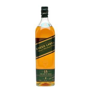 Johnnie Walker Green Label 15 Years 1L